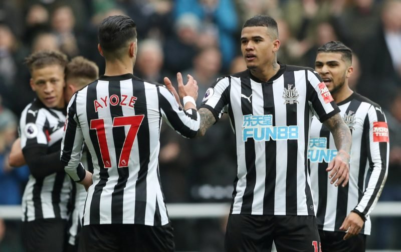Kenedy days away from being confirmed as Newcastle player