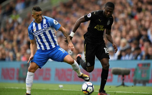 Image for Celtic in hot pursuit of Mbemba