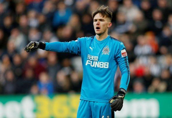 Image for Transfer news: Danny Mills urges Freddie Woodman move