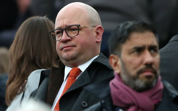 Image for Ryder lifts lid on Bruce-Charnley tunnel discussion at Leicester