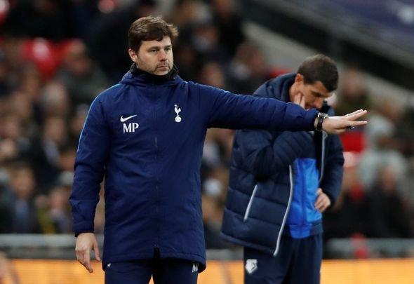 Image for Pochettino admires opposite number Benitez