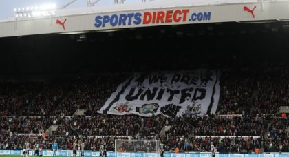 Newcastle fans surely gutted by French takeover report