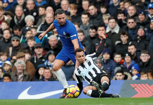 Newcastle should move for Drinkwater