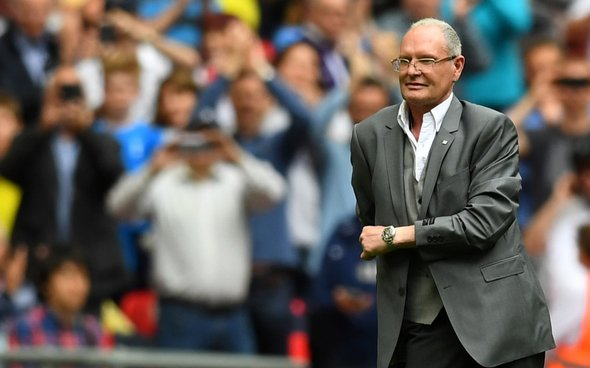 Image for Gazza: Bruce is great appointment