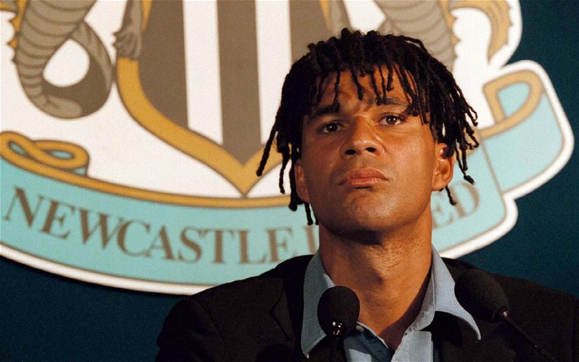 Image for Former Newcastle manager pipped to second spot