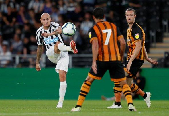 Newcastle best XI v Arsenal