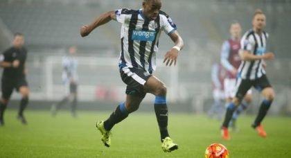Newcastle fans react as Toney leaves