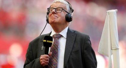 John Motson predicts Newcastle v Man United