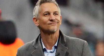 Gary Lineker reacts to Newcastle defeat v Tottenham