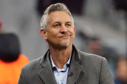 Gary Lineker reacts to Newcastle defeat v Tottenham