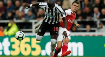 Newcastle must source Diame replacement this summer