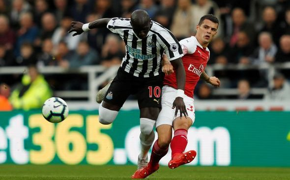 Image for Newcastle must source Diame replacement this summer