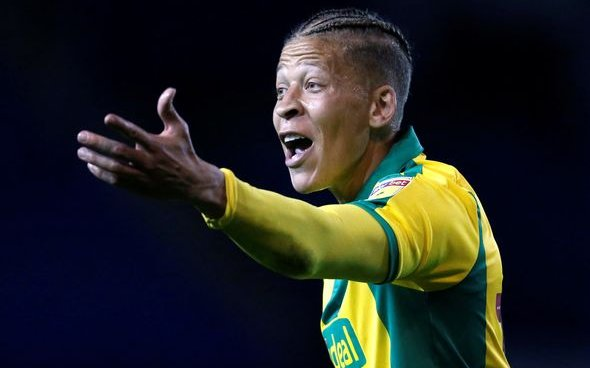 Image for West Brom could revisit Gayle interest in January