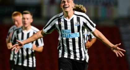 Newcastle have done the right thing with Sorensen