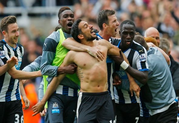 Newcastle fans fume over official tweet