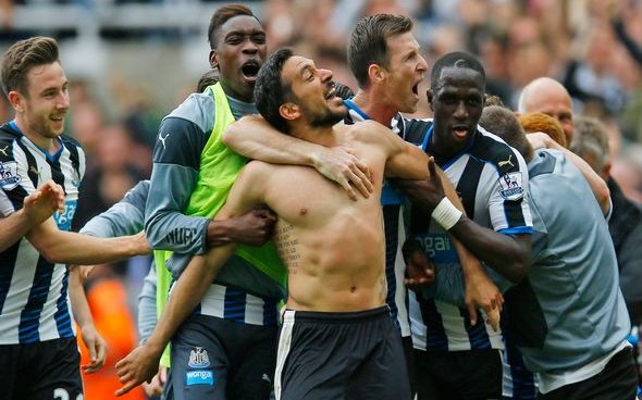 Image for Newcastle fans fume over official tweet