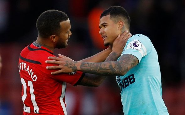 Image for Some Newcastle fans drool over Kenedy