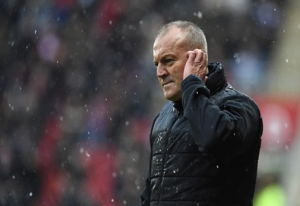 Redfearn raves about Charman after U21s loss at Macclesfield