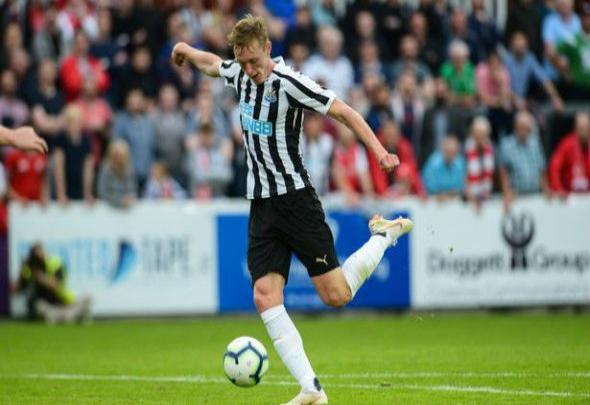 Image for Newcastle injury update regarding Sean Longstaff