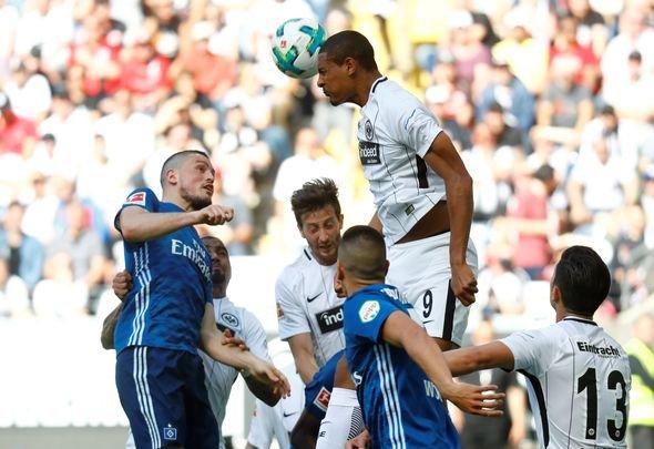 Newcastle not interested in Haller transfer