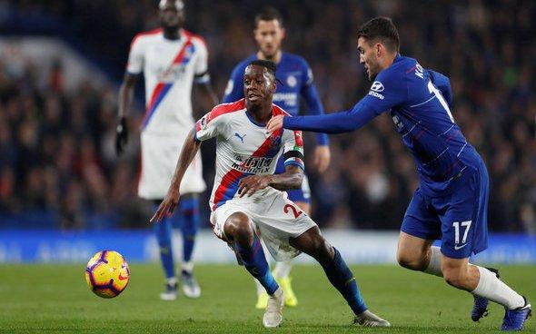 Image for Newcastle should hijack Everton's Wan-Bissaka move