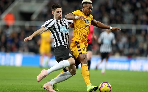 Image for Lamela sends message to Fernandez ahead of Newcastle clash v Spurs