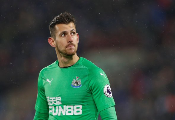 Harper: Dubravka deal is great news