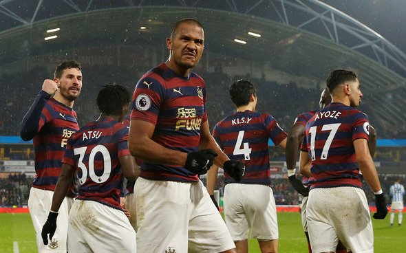 Image for Quinn: Newcastle must sign Rondon permanently