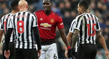 Gallagher: Shelvey should've been given a red card for Pogba challenge