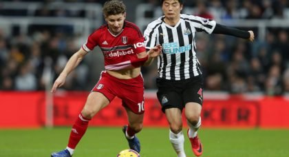 Benitez reveals Newcastle midfielder to miss final game of the season against Fulham