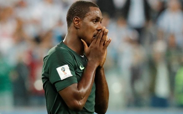 Image for Ighalo could be a wise buy