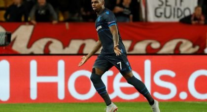 Wesley Moraes has been linked with a move to Newcastle this summer