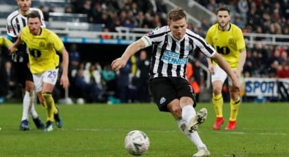 Ritchie not leaving Newcastle