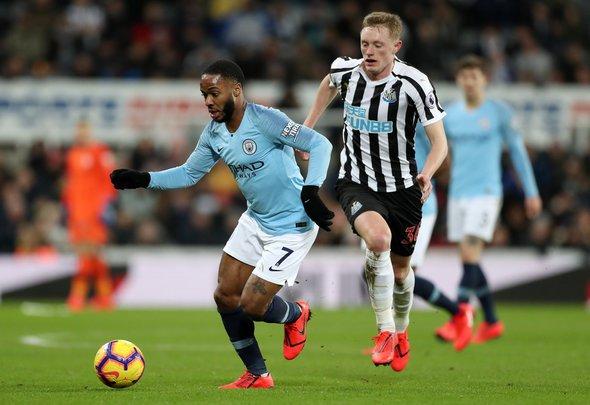 Image for Manchester United hunt for Lemina good news for Newcastle