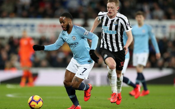 Image for Quinn impressed by Almiron and Longstaff v Burnley