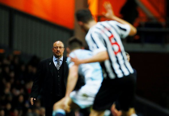 Lack of Benitez contract clause will have Newcastle fans terrified