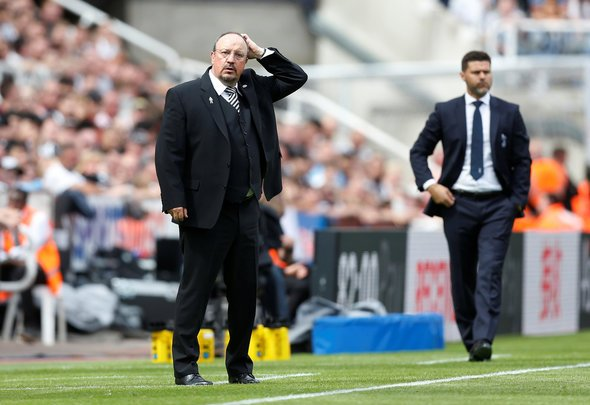 Benitez blocked two record breaking deals