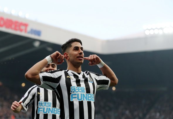 Some Newcastle fans don't miss 'overrated' striker after dig