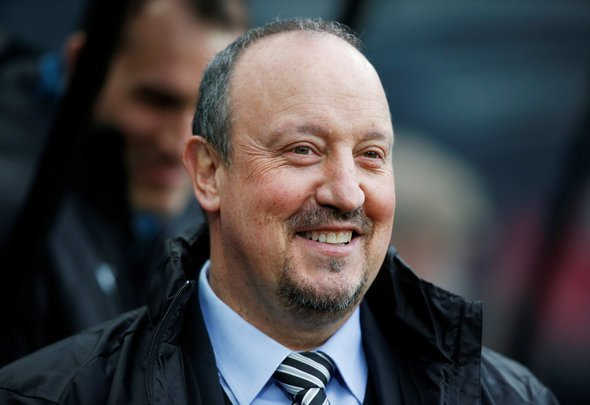 Quinn: Benitez is Newcastle's most important signing