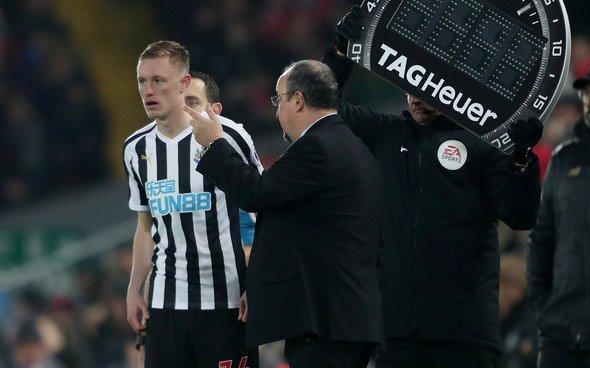 Image for Longstaff 'bitterly upset' over Benitez exit