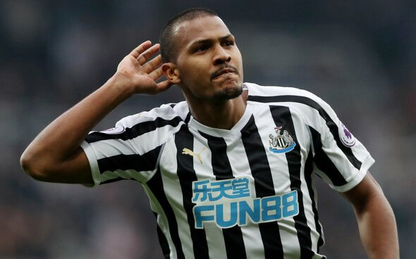Image for Newcastle fans react to Rondon Twitter post