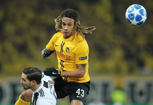 Mbabu opens up on Newcastle stint