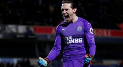 Transfer news: Freddie Woodman impressed by Bournemouth transfer talks