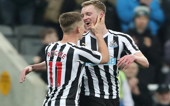 Image for Newcastle hold talks with Man United over Longstaff
