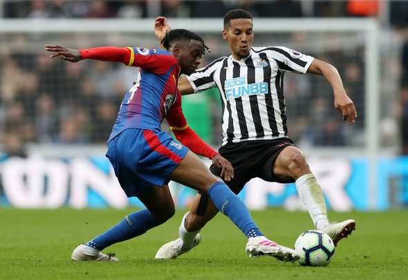 Wantawy Newcastle midfielder reveals his future depends on Benitez situation