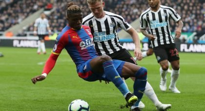 Newcastle fans blast Ritchie performance v Palace
