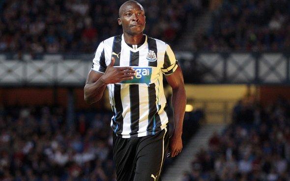 Image for Newcastle fans tear into Ameobi