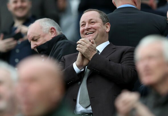Mike Ashley set to sell Newcastle in £350million takeover deal