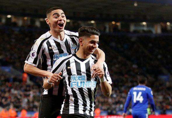 Image for Nicholas predicts Newcastle win