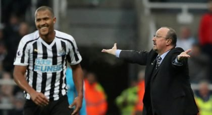 Benitez names best value Newcastle signings